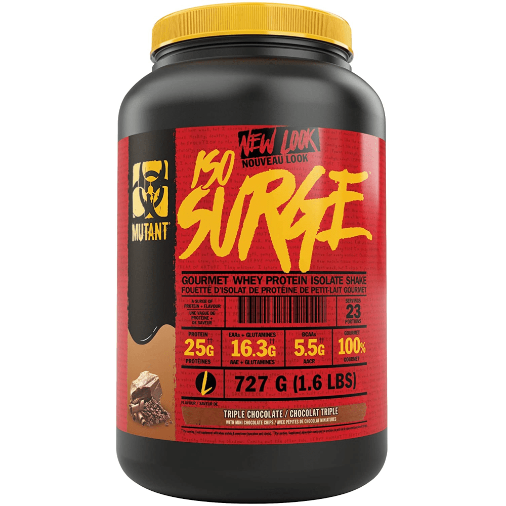Mutant ISO Surge 727g Cookies Cream