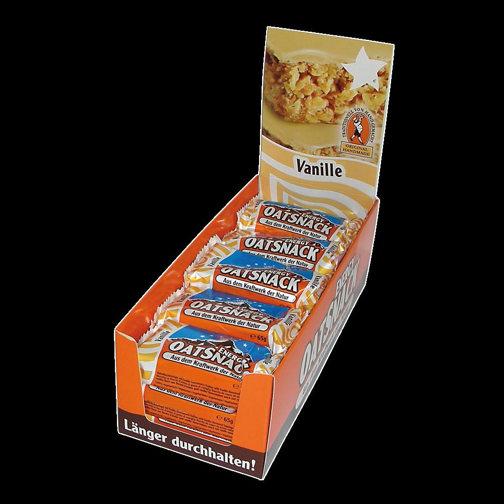 Energy OatSnack 15x70g Vanilla