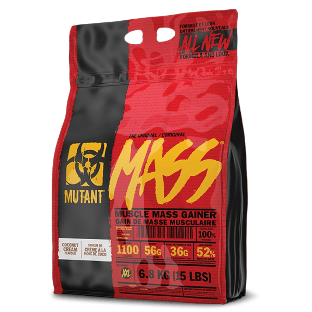 Mutant Mutant Mass 6800g Coconut Cream