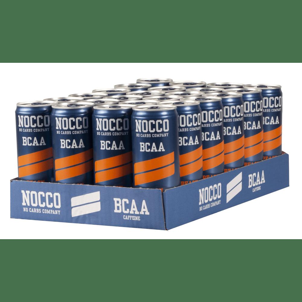 Nocco BCAA 24x330ml Pfirsich