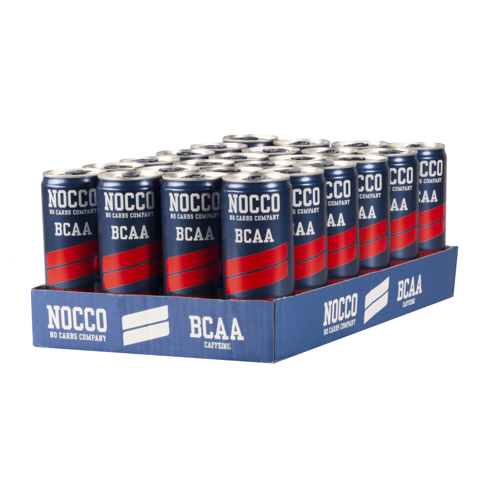 Nocco BCAA 24x330ml Rote Beere