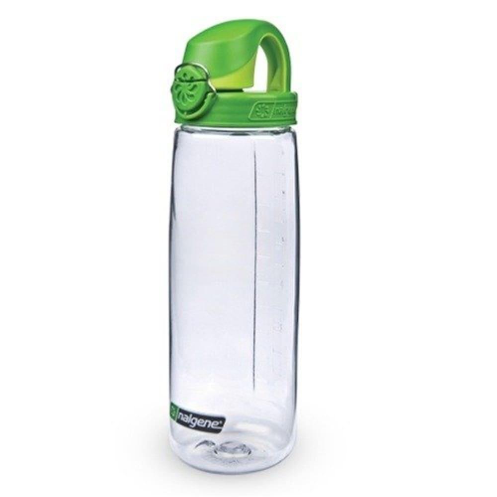 Drinking Bottle Everyday Otf 700ml transparent lid green