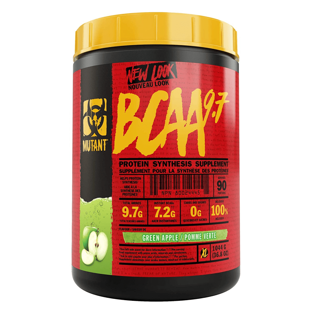 Mutant BCAA 9.7 1044g Green Apple