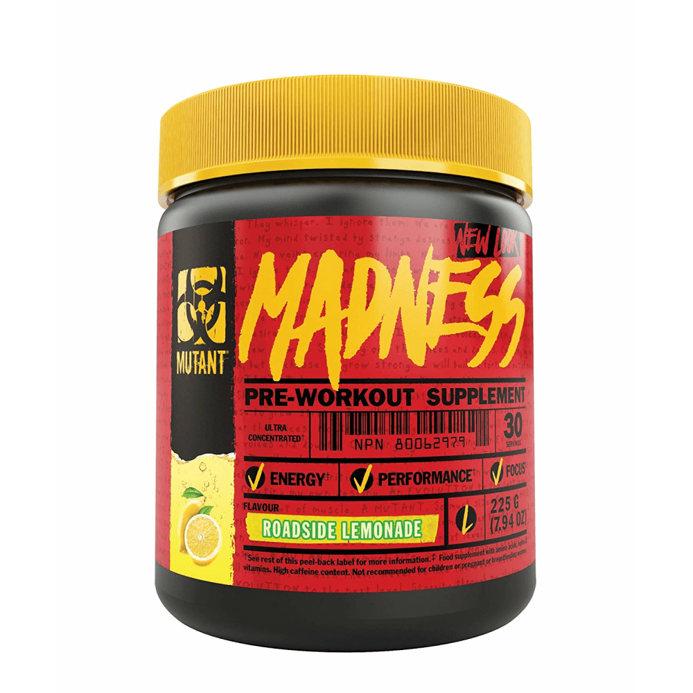 Mutant Madness 275g Fruitpunch