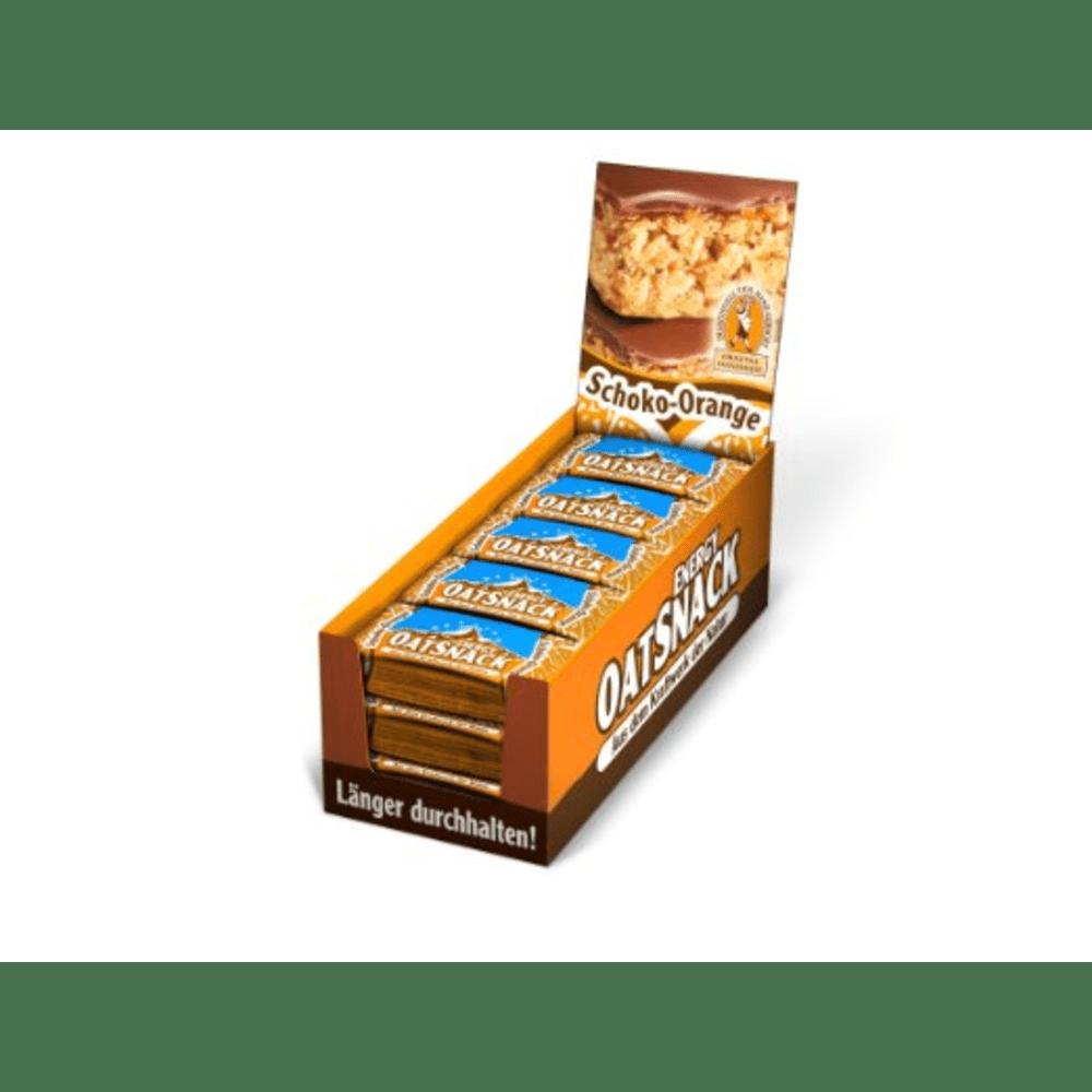 Energy OatSnack 15x65g Schoko Orange