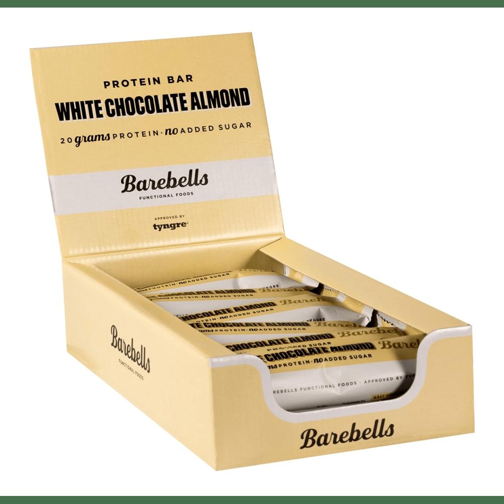 Protein Bar 12x55g White Chocolate Almond