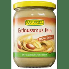 Erdnussmus fein bio (500g)
