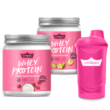 Find a Whey not an excuse