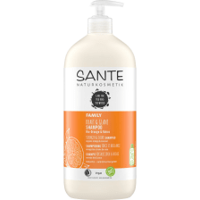 Familiy Kraft & Glanz Shampoo Orange & Kokos bio (950ml)