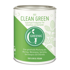 Clean Green Trinkpulver Mischung bio (90g)