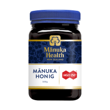 Manuka Honig MGO 250+ (500g)