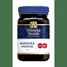 Manuka Honig MGO 400+ (500g)
