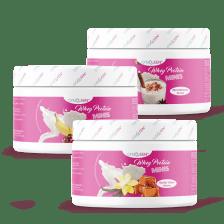 Whey Protein Minis 3er Pack