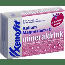 Kalium, Magnesium + Vitamin C (20x5,7g)