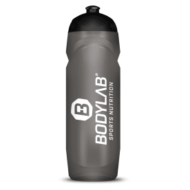 Bodylab Drinkfles zwart (750ml)