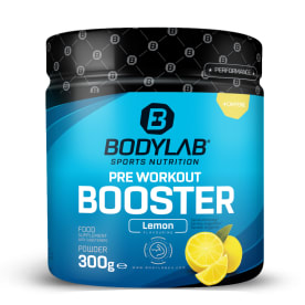 Pre Workout Booster - 300g - Lemon