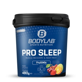 Pro Sleep - Muscle Recovery & Night Rest - Fruit Mix Flavor (480g)