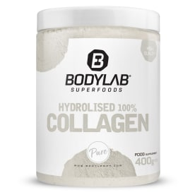 Hydrolised 100% Collagen (400g)