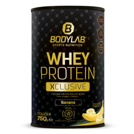 Whey Protein Isolate Xclusive - 750g - Banana