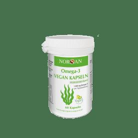 Omega-3 Vegan Kapseln (60 Kapseln)