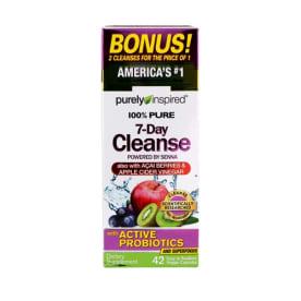 100% Pure 7-Day Cleanse (42 Kapseln)