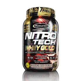 Performance Series Nitro Tech 100% Whey Gold Strawberry (1134g)