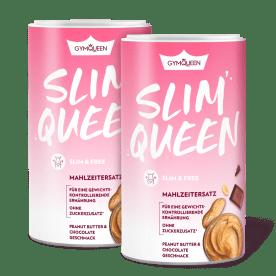 Slim Queen 2er Pack