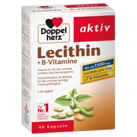 Lecithin B Vitamine (40 Kapseln)