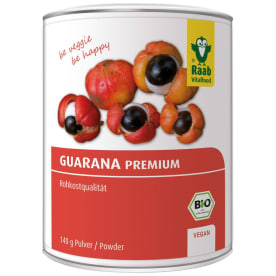 Bio Guarana Pulver (140g)