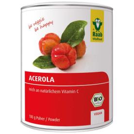 Bio Acerola Pulver (100g)