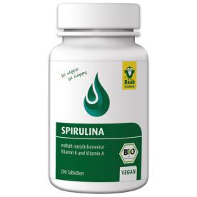Bio Spirulina Tabletten (200 Tabletten)