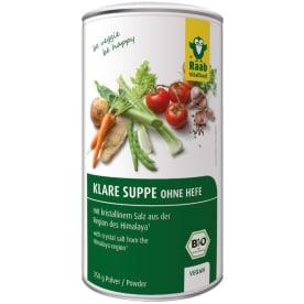 Bio Klare Suppe ohne Hefe (350g)