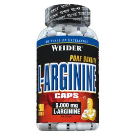 L-Arginine (200 caps)