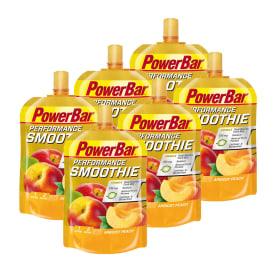 6 x PowerGel Smoothie Aprikose-Pfirsich (6x90g)