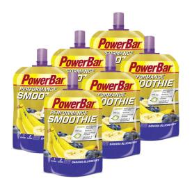 6 x PowerGel Smoothie Banane-Blaubeere (6x90g)