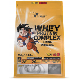 Whey Protein Complex 100% Limited Edition Dragon Ball (700g)