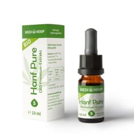 Bio Hanf Pure 5% CBD (10ml)