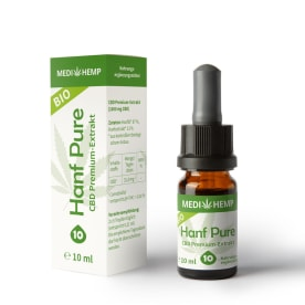 Bio Hanf Pure 10% CBD (10ml)