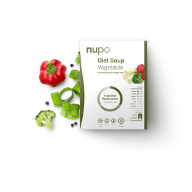 Diet Soup - 12x32g - Vegetable