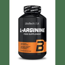 L-arginine (90 capsules)