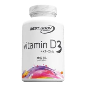 Vitamin D Tabs (80 tabletten)