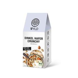 Bio Dinkel Hafer Crunchy Mandel (300g)