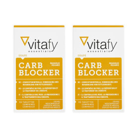 2 x Carb Blocker (2x90 Tabletten)