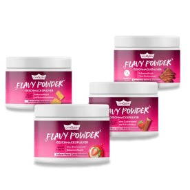 Flavy Powder 4er Pack