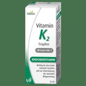 Vitamine K2 druppels (10ml)