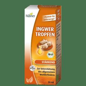 Ingwer Tropfen bio (20ml)