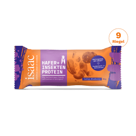 Oats + Insect Protein Bar (9x85g)