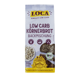 Bio Low Carb Körnerbrot Backmischung (300g)
