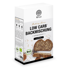 "Bio Low Carb* Backmischung Körnerbrot ""Baking Hero"" (300g)"