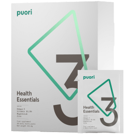 P3 - Health Essentials (30 sachets)